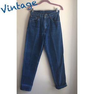 "Trending Vintage Levi 550 ""Mom"" High Waist Jeans"